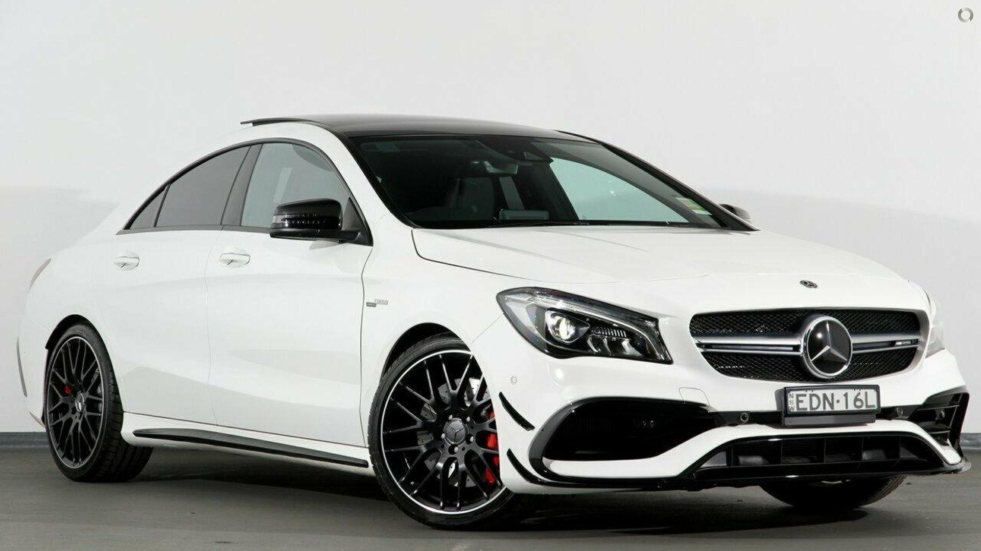 2019 Mercedes-Benz CLA 45 AMG Coupe
