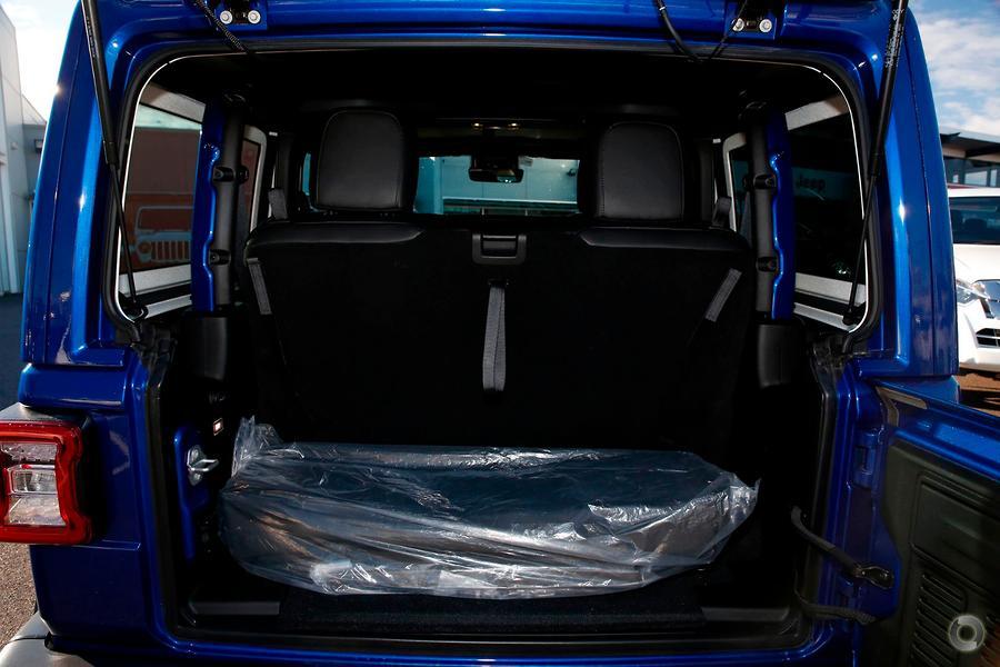 2019 Jeep Wrangler Overland JL