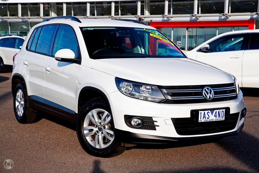 2012 Volkswagen Tiguan 103TDI 5N