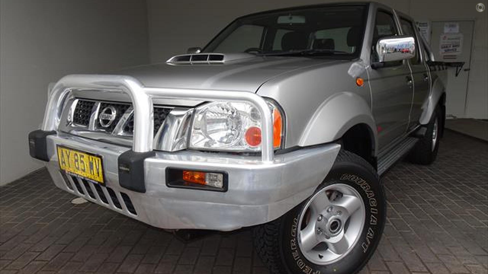 2008 Nissan Navara D22