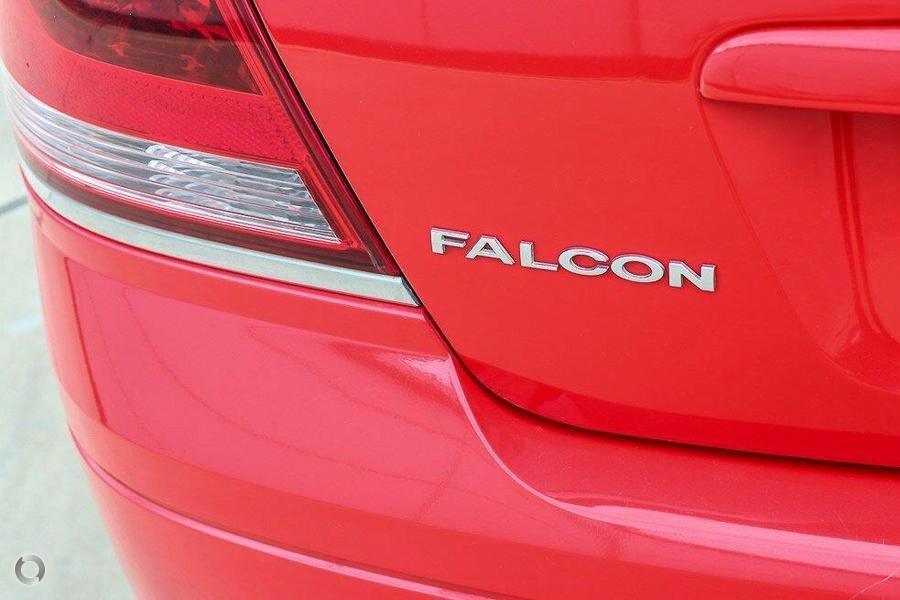 2003 Ford Falcon XR8 BA
