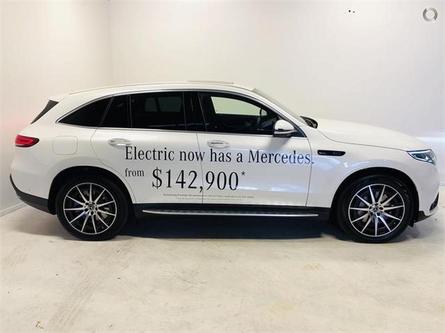 2020 Mercedes-Benz EQC 400 Wagon