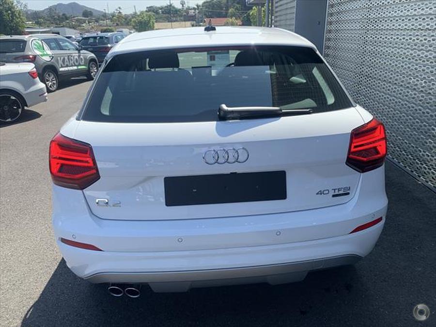 2019 Audi Q2 40 TFSI sport GA