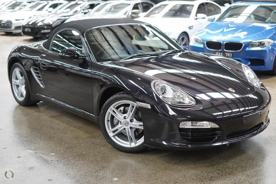 2011 Porsche Boxster  987