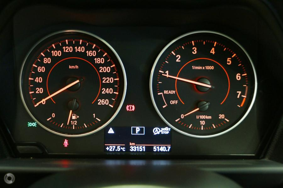 2016 BMW 118i M Sport  F20 LCI
