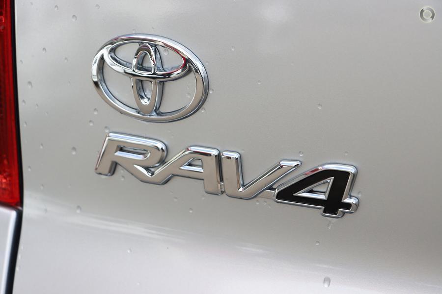 2002 Toyota RAV4 Cruiser ACA21R