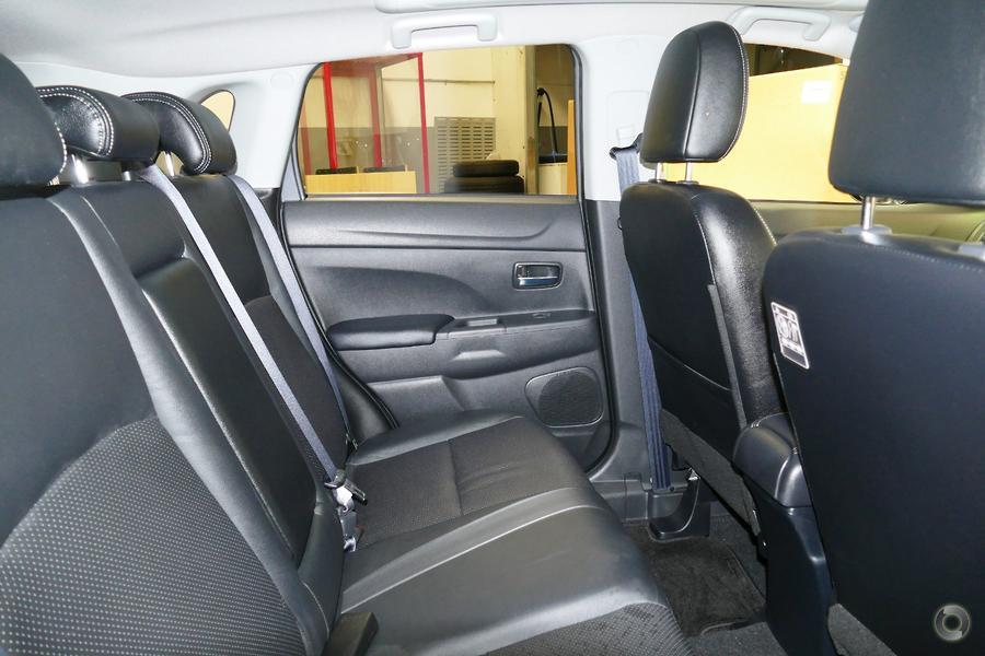 2017 Mitsubishi Asx XLS XC