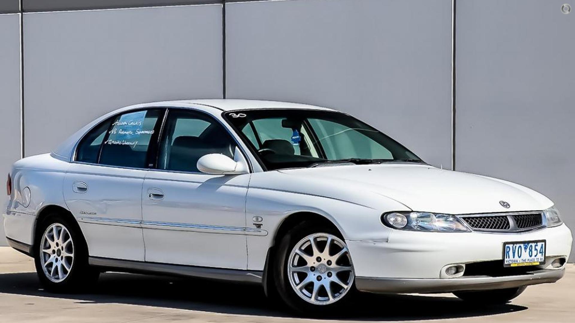 2002 Holden Calais VX II