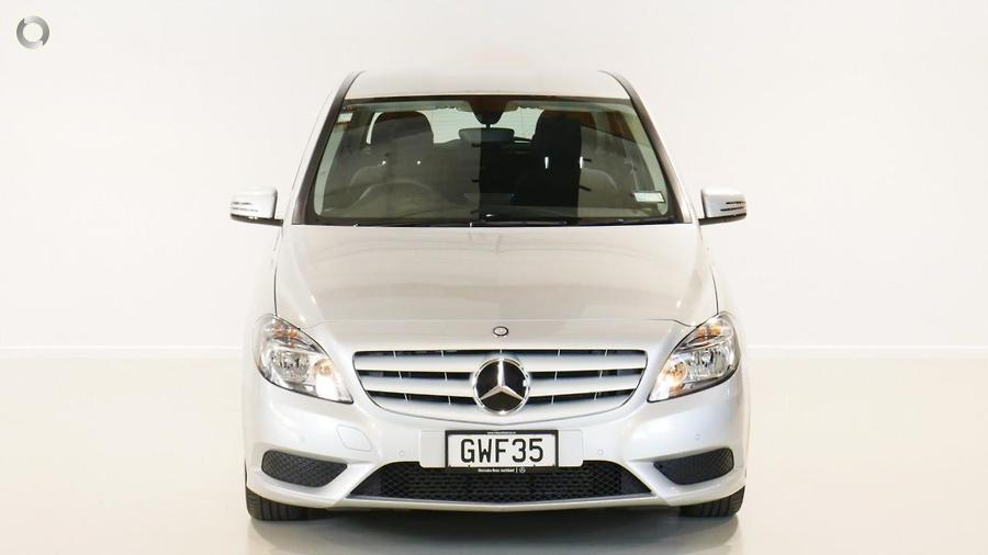2013 Mercedes-Benz B 180 Sports Tourer