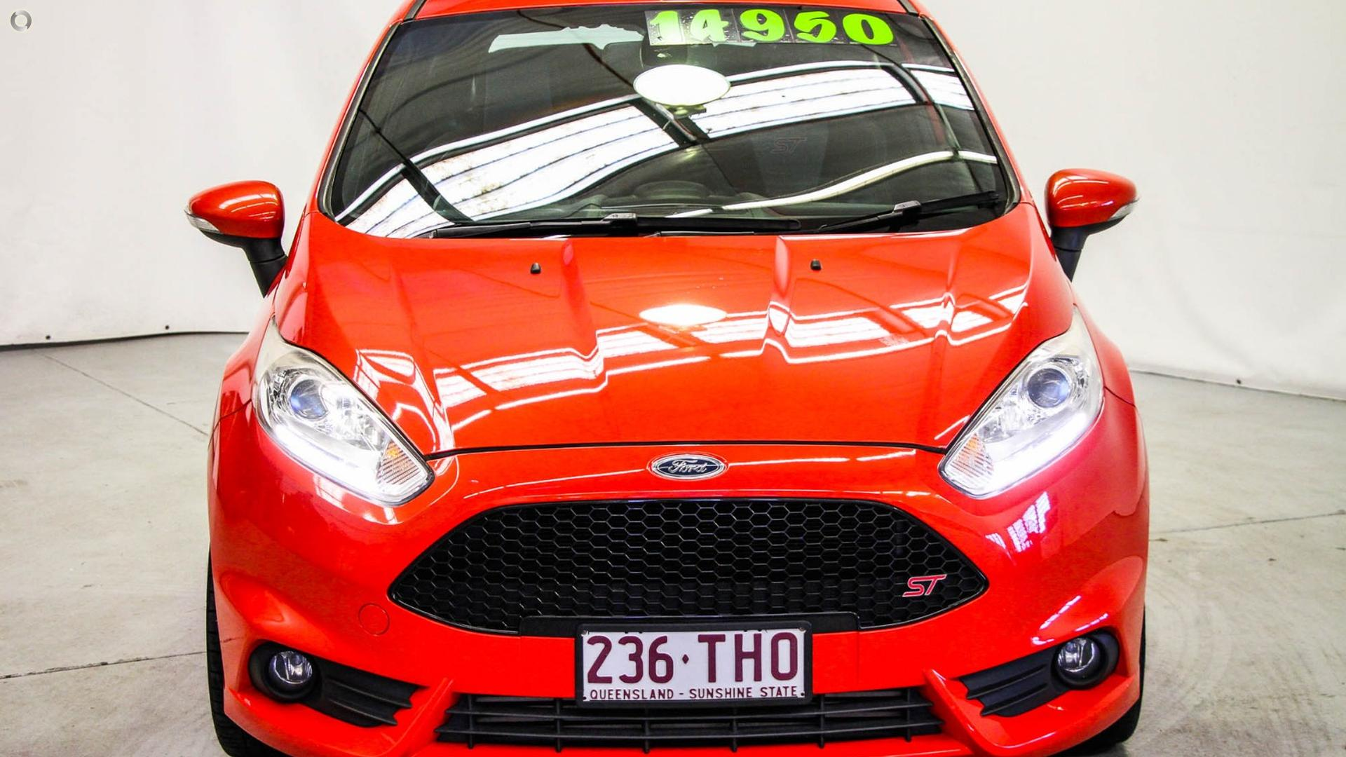 2013 Ford Fiesta ST WZ