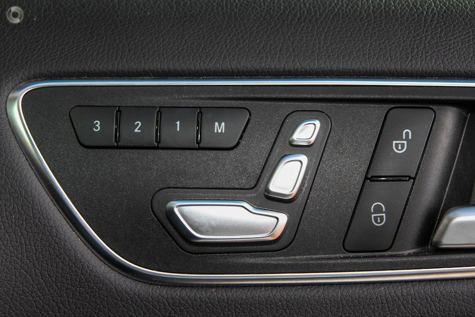 2017 Mercedes-Benz B-CLASS Hatch