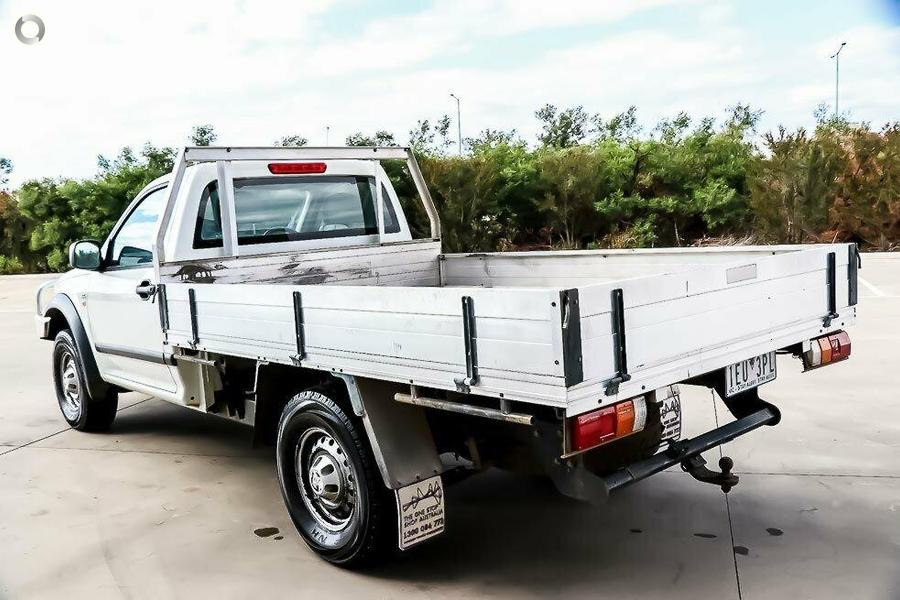 2007 Holden Rodeo LX RA