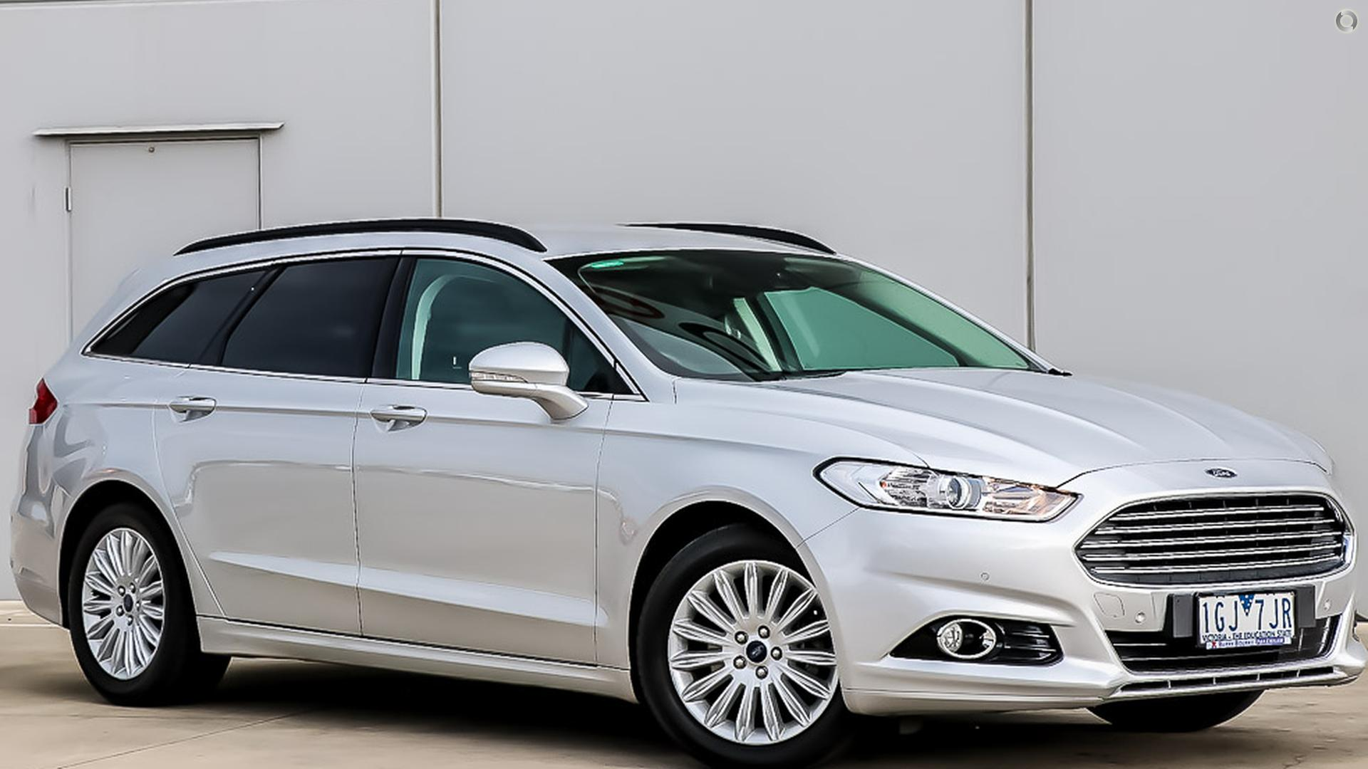 2015 Ford Mondeo MD