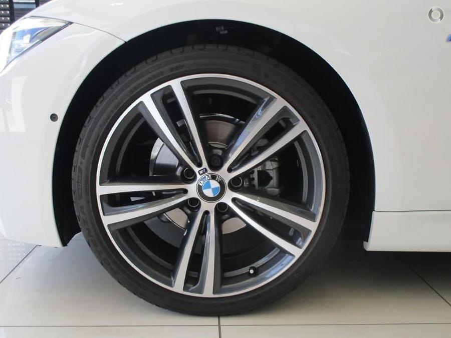 2016 BMW 320i M Sport