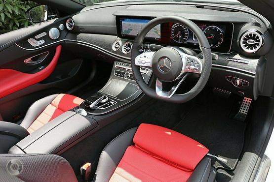 2019 Mercedes-Benz E 450