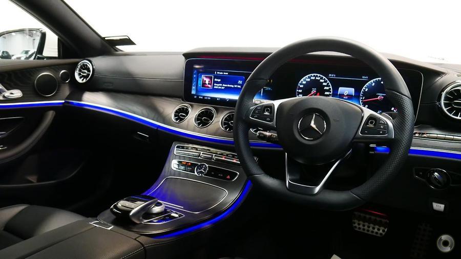 2018 Mercedes-Benz E 200 Coupe