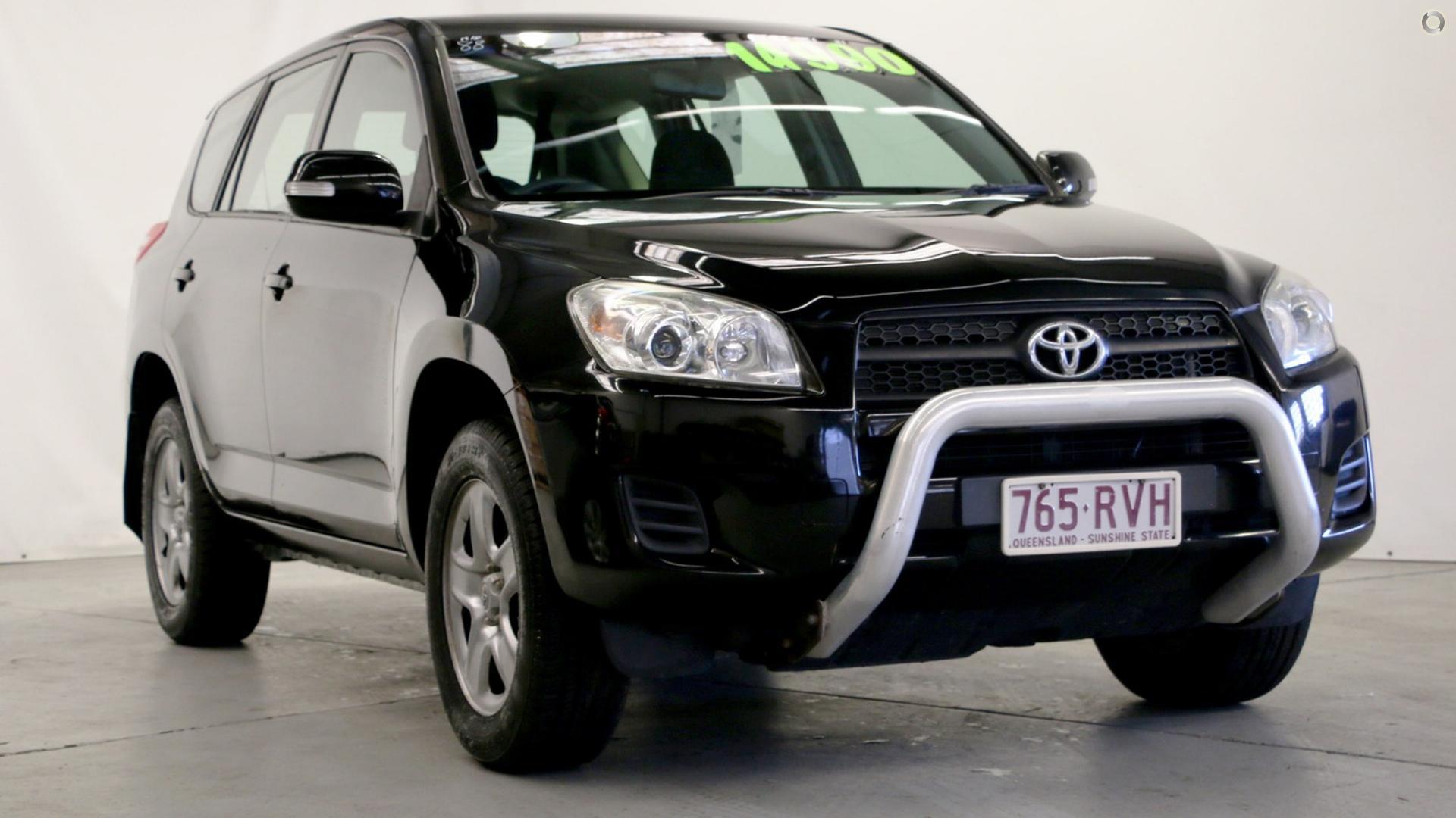2011 Toyota Rav4 CV ACA38R