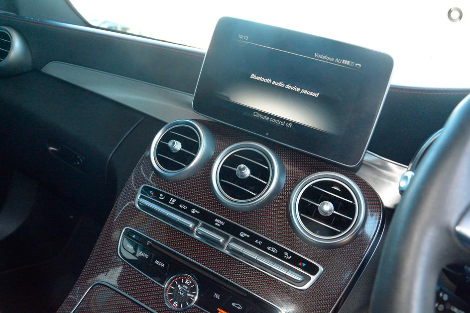 2015 Mercedes-Benz C 63 Estate