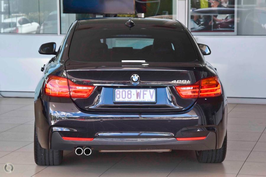 2015 BMW 428i M Sport