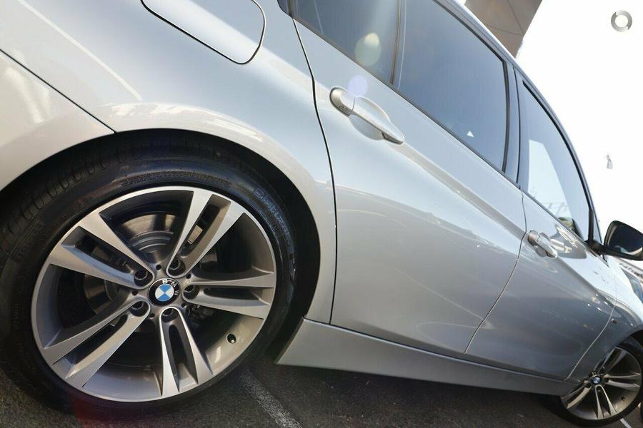 2014 BMW 3 Series 320d High-Line Sport Line