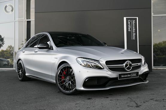 2018 Mercedes-Benz <br>C 63
