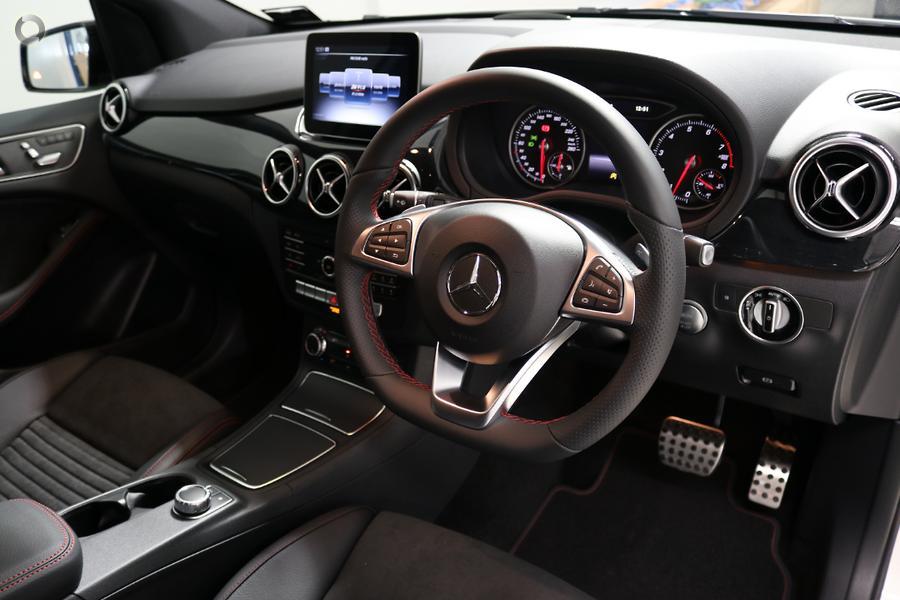 2019 Mercedes-Benz B 180 Sports Tourer