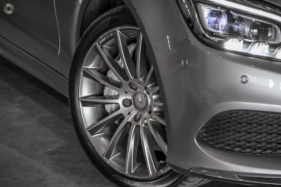 2015 Mercedes-Benz CLS 500 Coupe