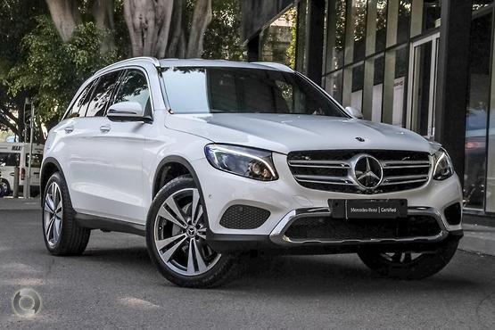 2017 Mercedes-Benz <br>GLC-CLASS