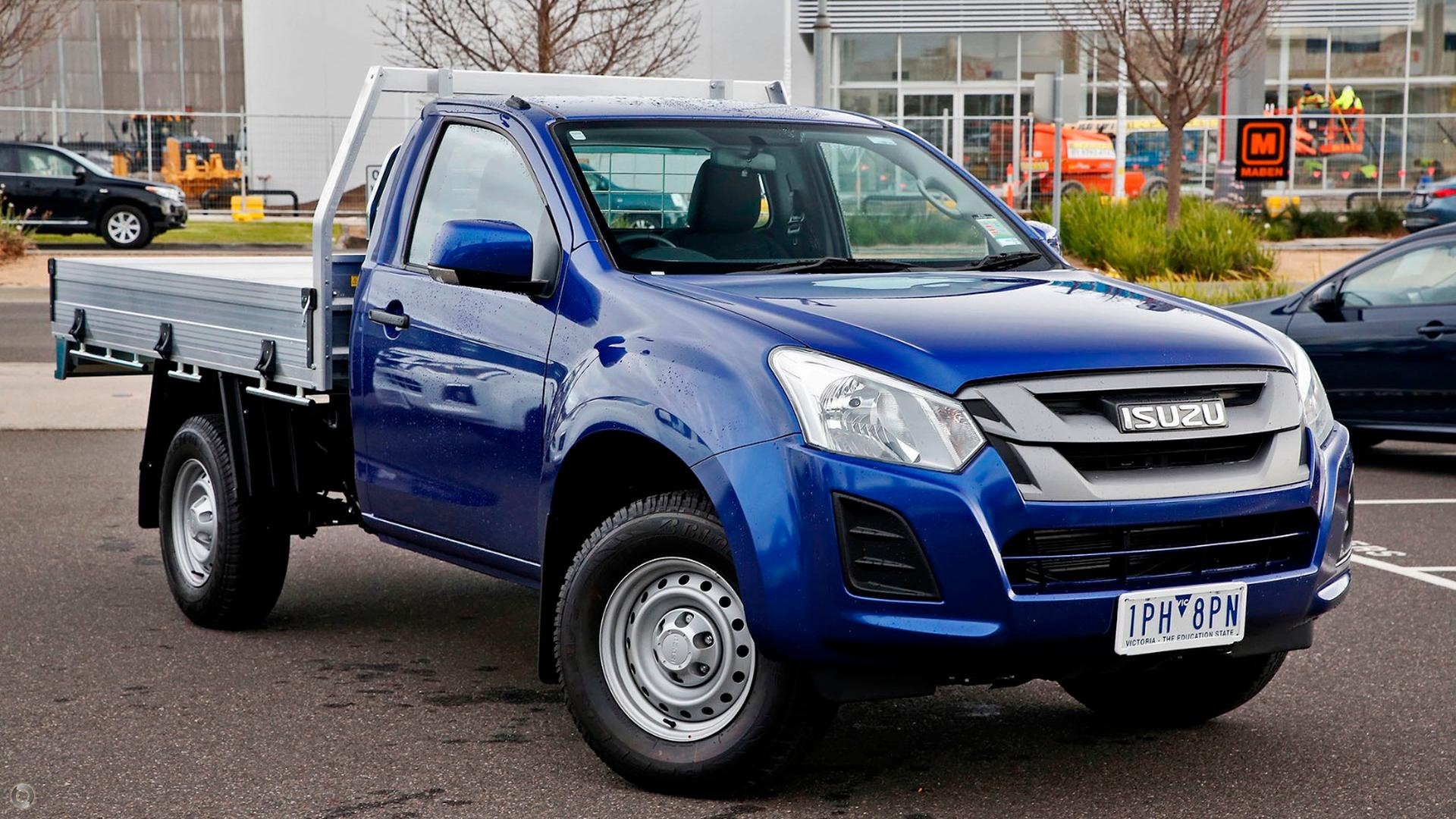 2018 Isuzu D-MAX (No Series)
