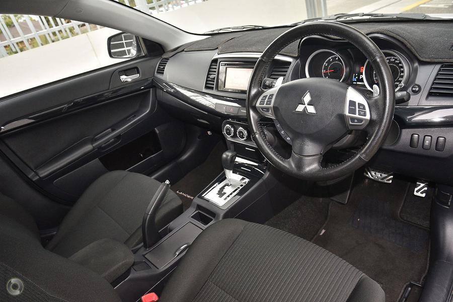2014 Mitsubishi Lancer GSR CJ