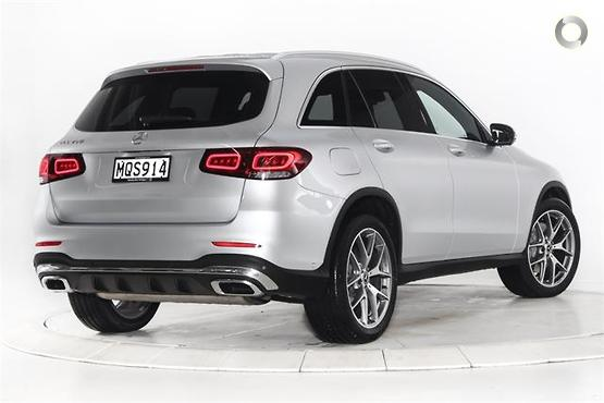 2020 Mercedes-Benz <br>GLC 200