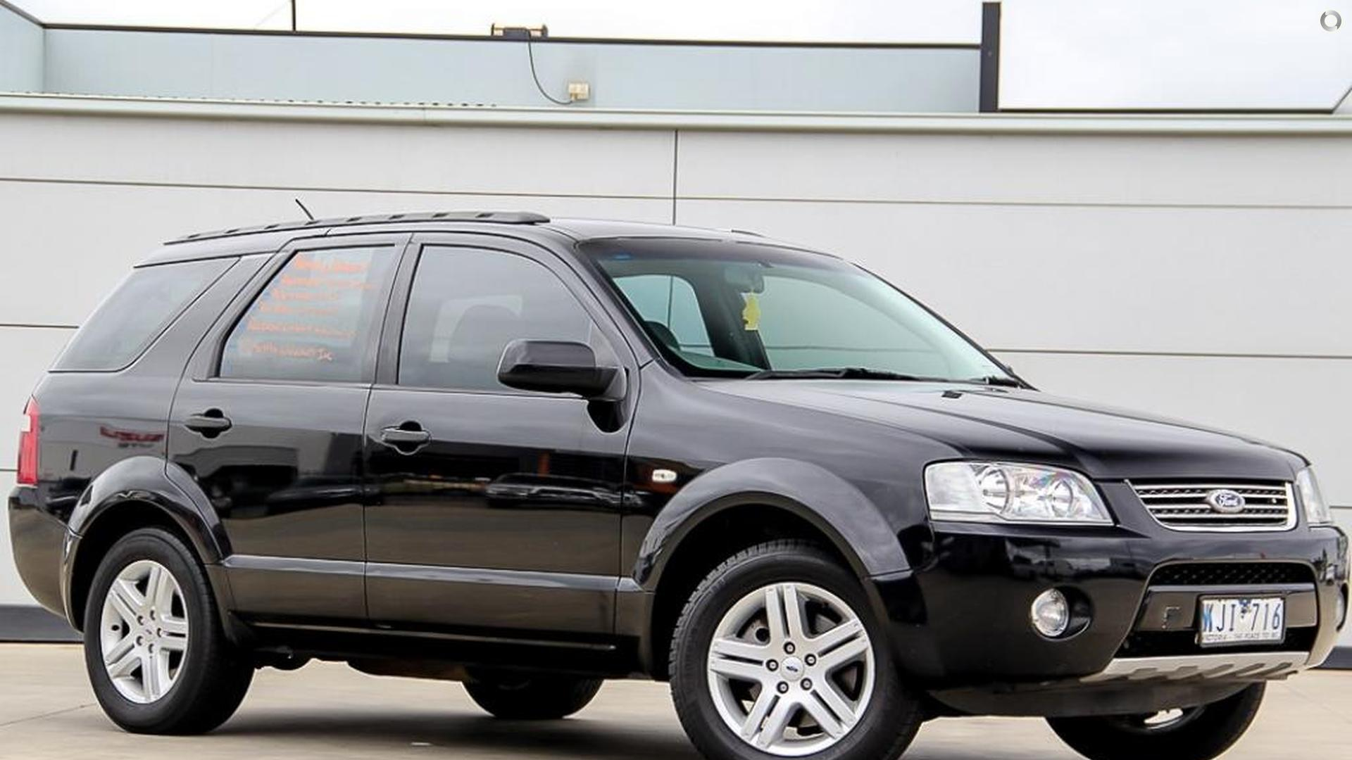 2008 Ford Territory SY