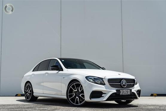 2018 Mercedes-AMG E 43