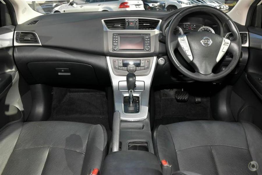 2013 Nissan Pulsar Ti