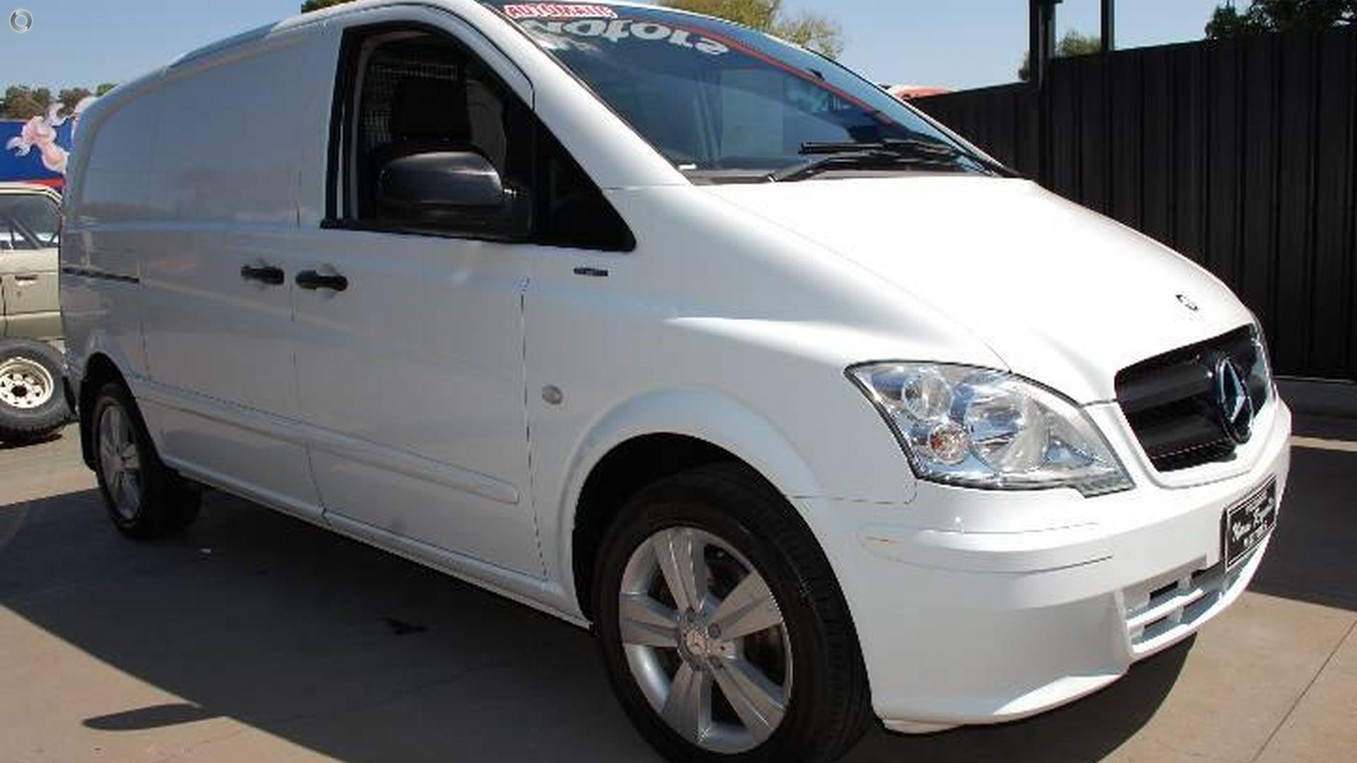 2013 Mercedes-benz Vito 639