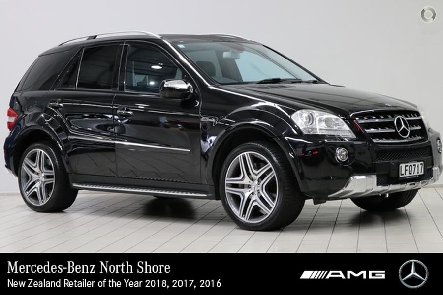 2009 Mercedes-Benz ML 63 Wagon