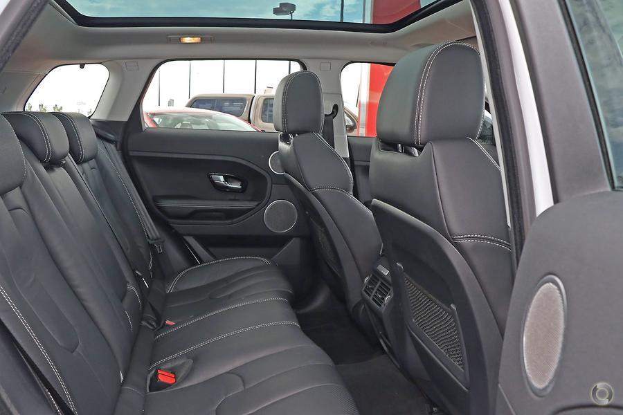 2014 Land Rover Range Rover Evoque SD4 Dynamic L538