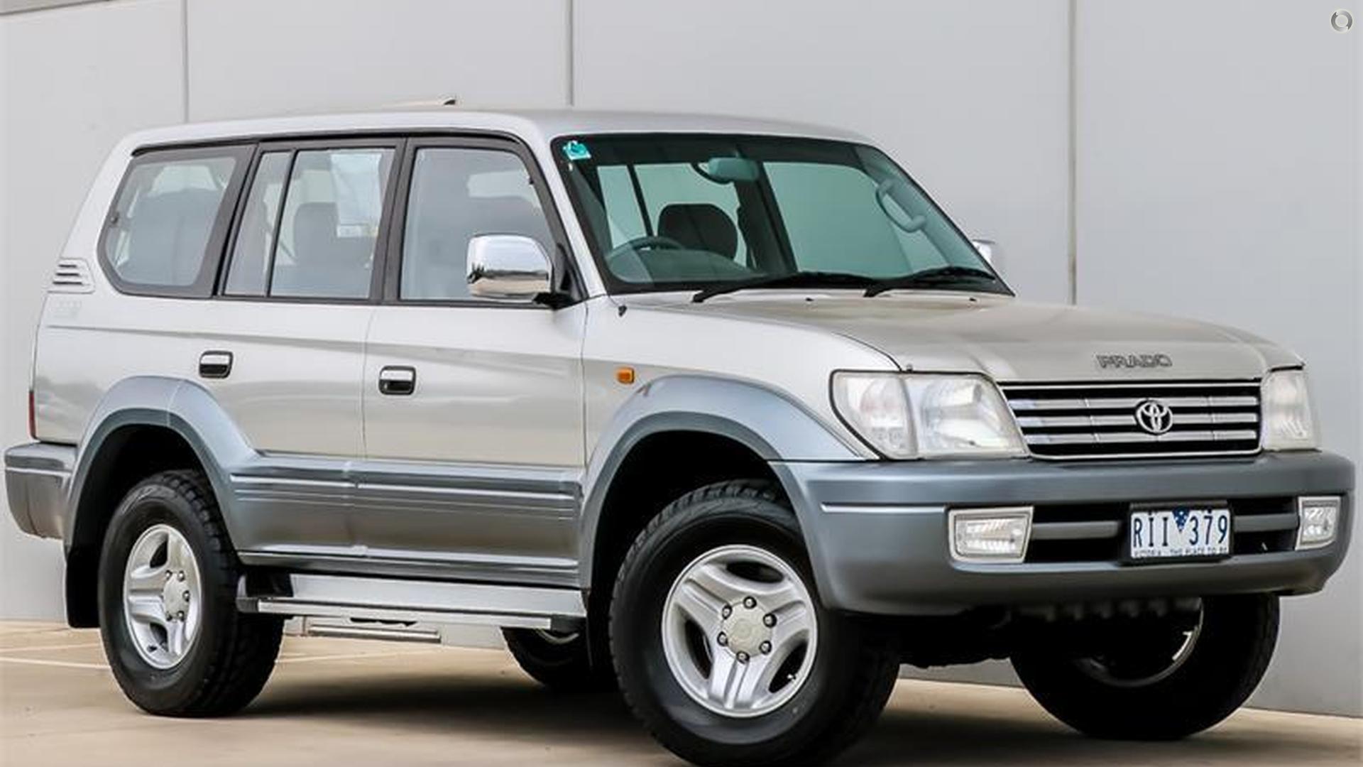 2001 Toyota Landcruiser Prado KZJ95R