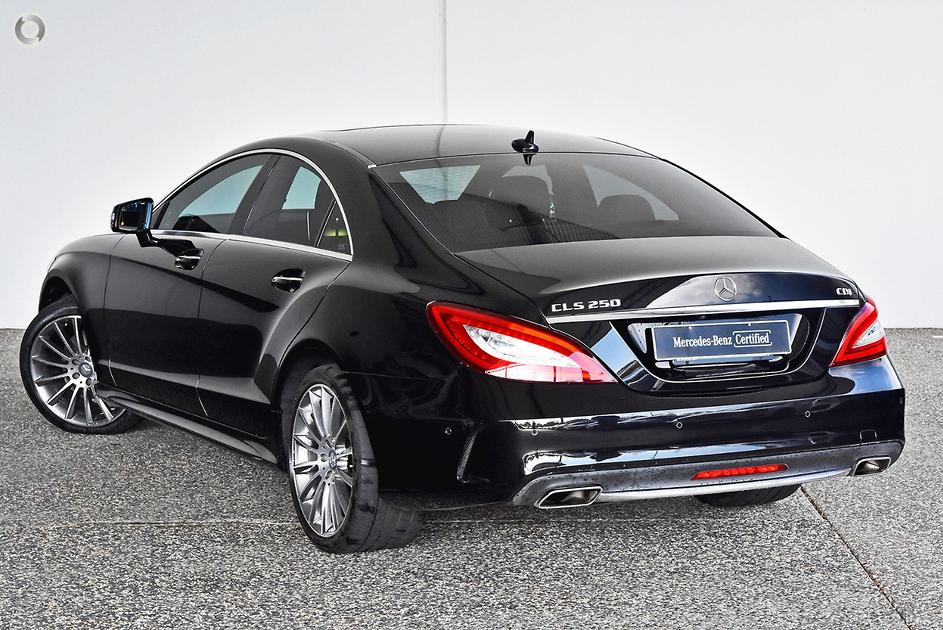 2015 Mercedes-Benz CLS 250 CDI Coupe