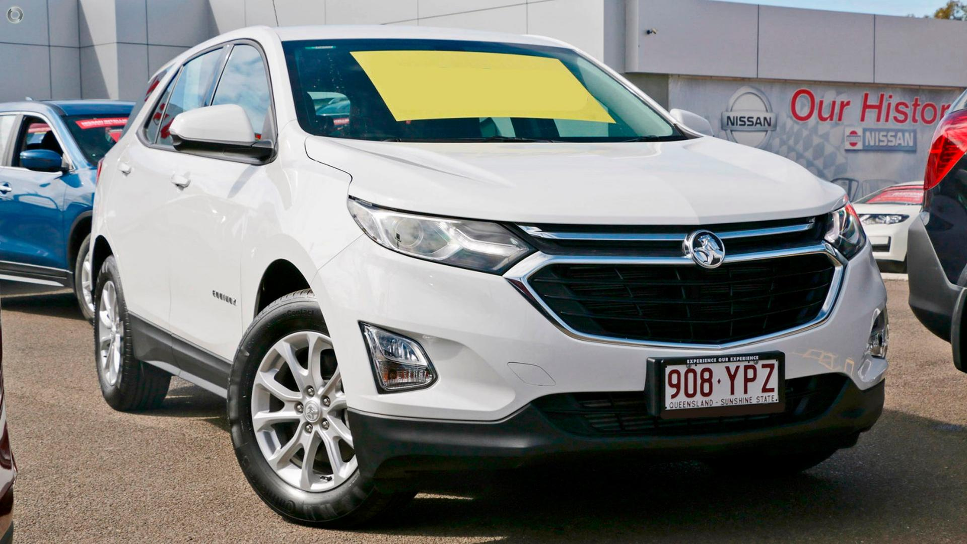 2018 Holden Equinox EQ