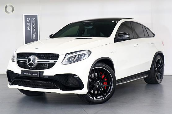 2016 Mercedes-Benz GLE 63