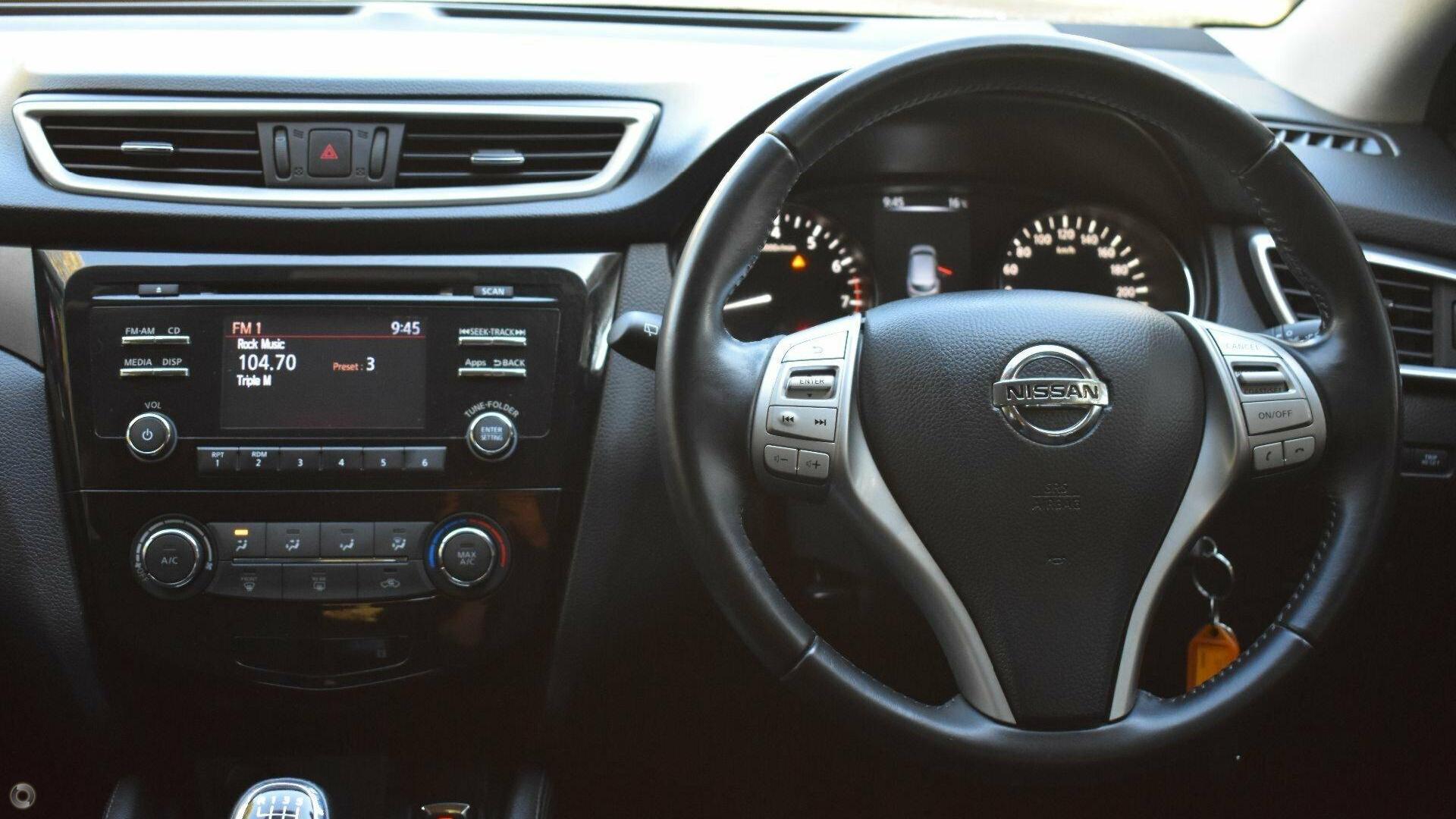 2014 Nissan Qashqai ST J11