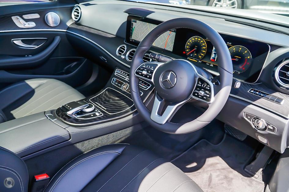 2019 Mercedes-Benz E 200 Sedan