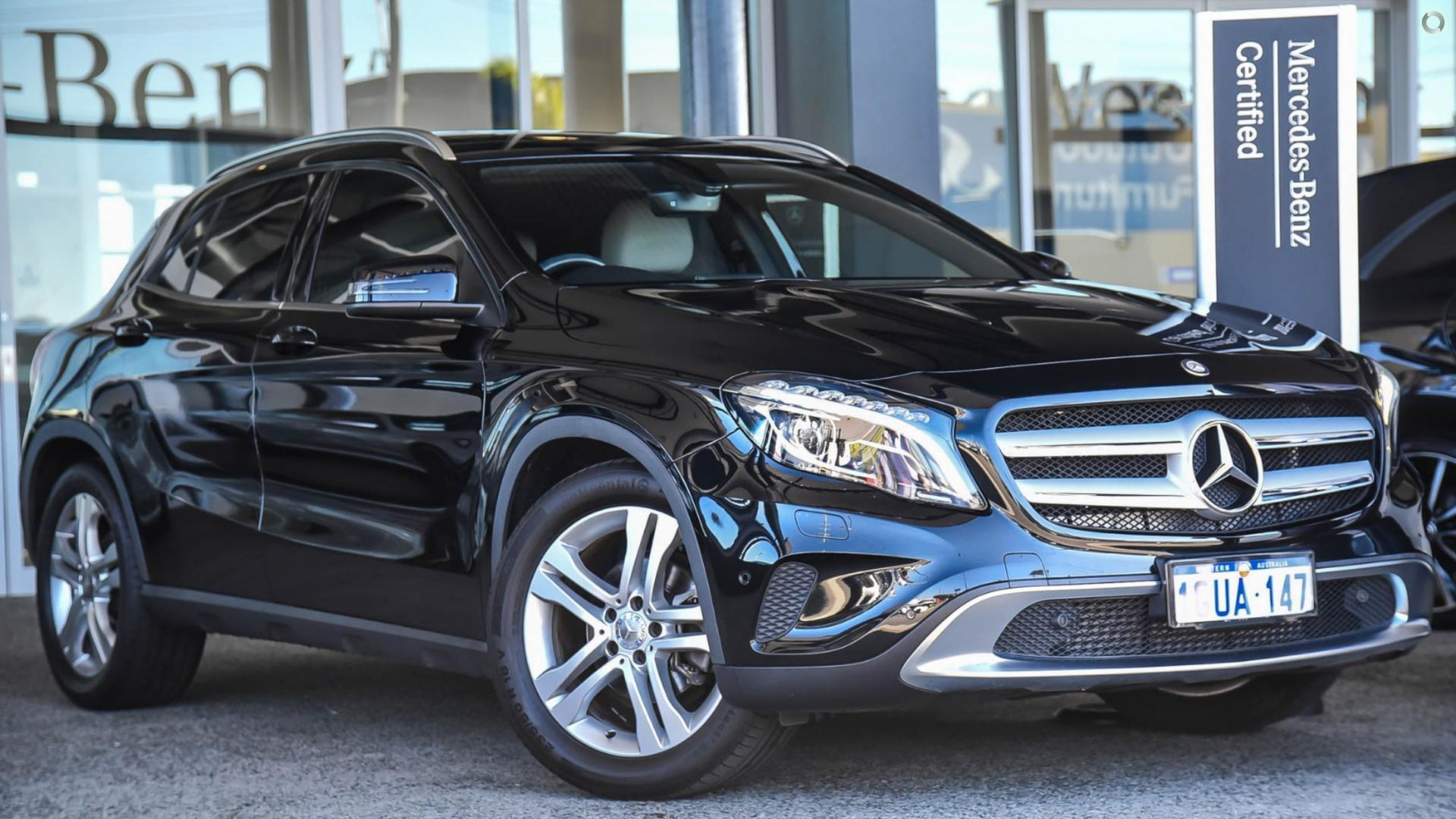 2014 Mercedes-Benz GLA 200 CDI Wagon