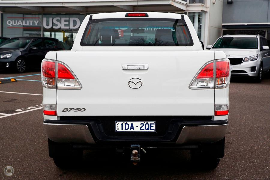 2014 Mazda BT-50 XTR Hi-Rider UP