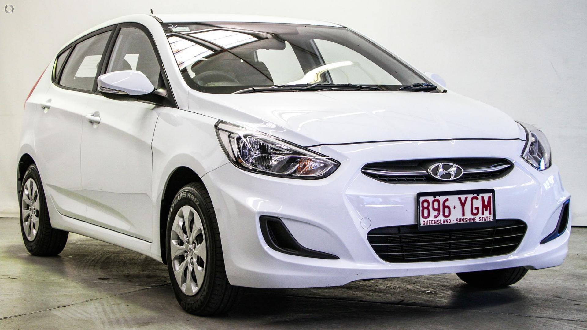 2017 Hyundai Accent RB4