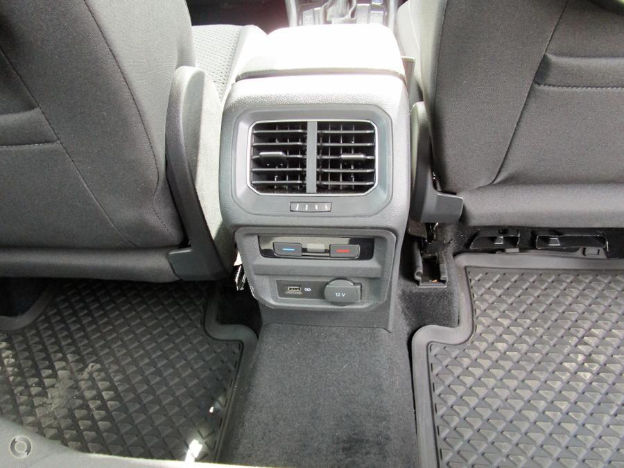 2018 Volkswagen Tiguan 132TSI Comfortline Allspace 5N