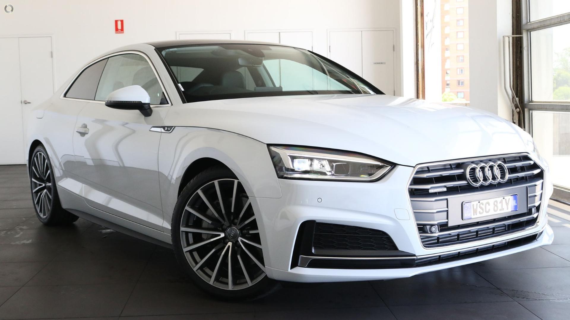 2018 Audi A5 F5