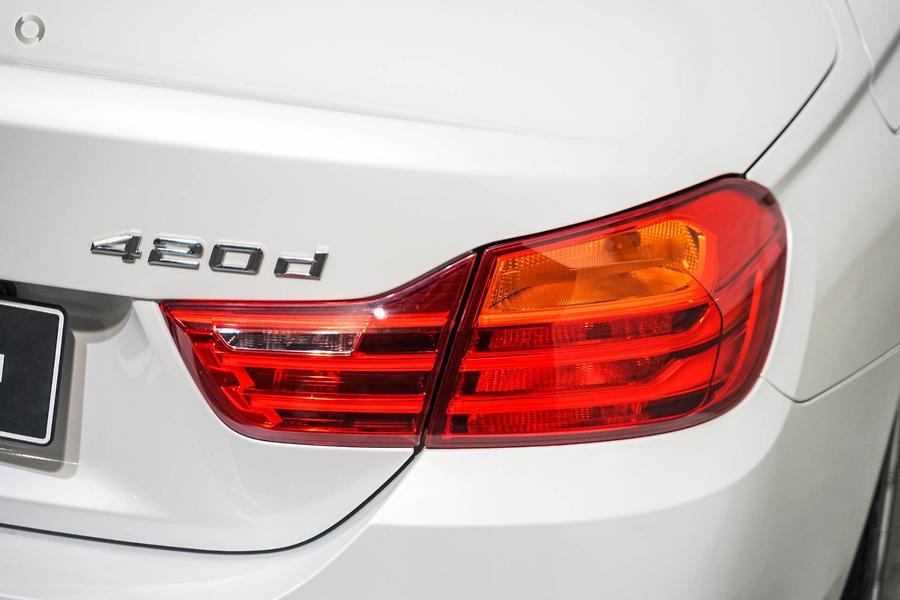 2016 BMW 420d Luxury Line