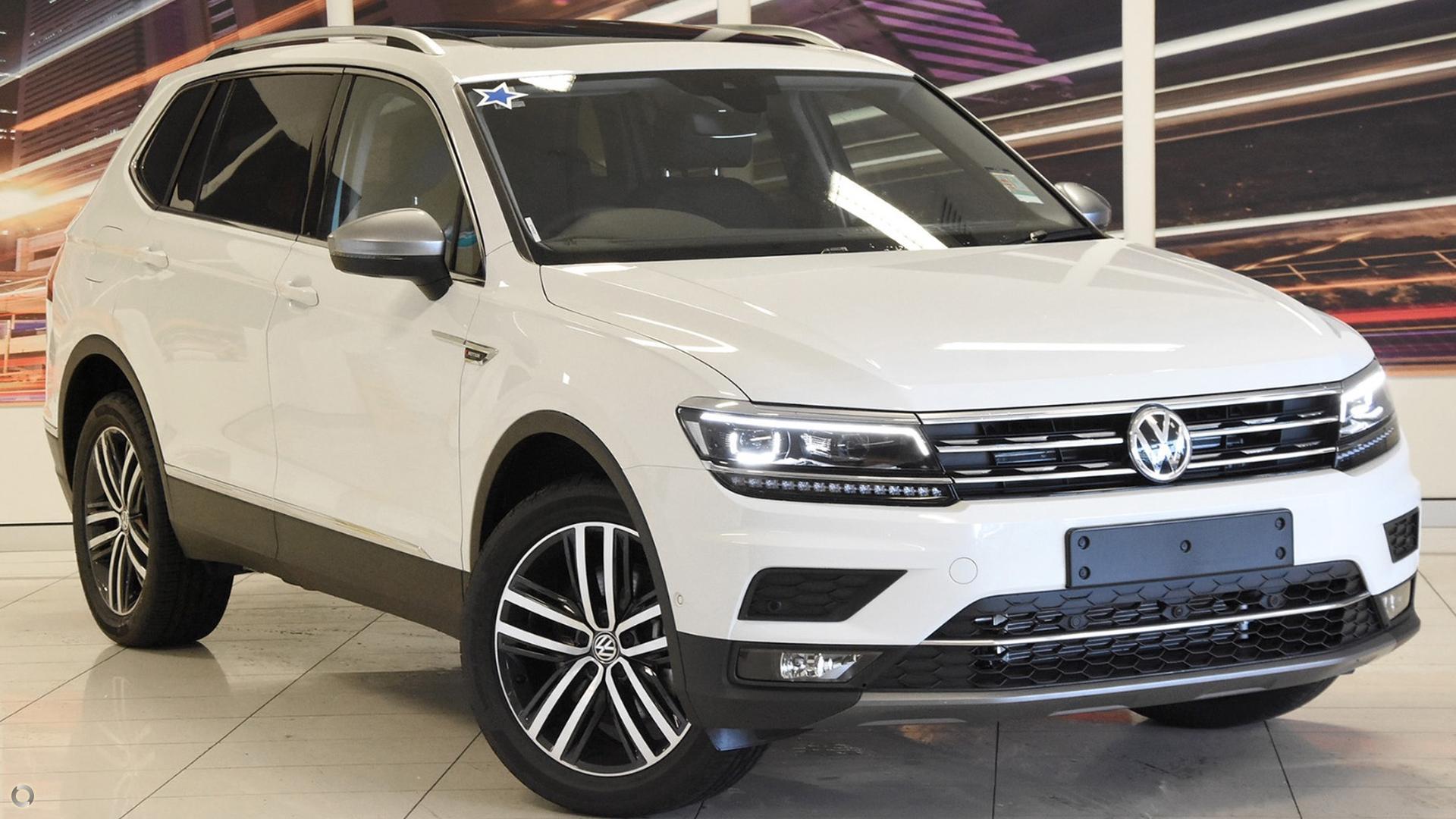 2018 Volkswagen Tiguan 162TSI Highline Allspace 5N